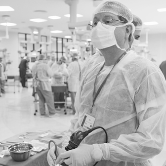 Curso de Cirurgia Otológica e Micro Dissecção do Osso Temporal